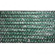 Сетка фасадная 4х50 80 г/м темно-зеленый