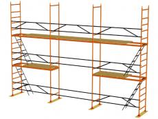 Рамные строительные леса ЛРСП-40 (42х1,5)