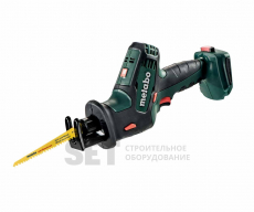 Аккумуляторная ножовка METABO SSE 18 LTX Compact