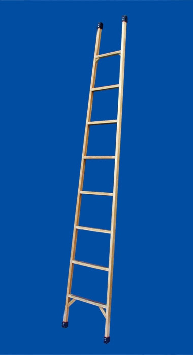 Переносная лестница из профильной трубы
