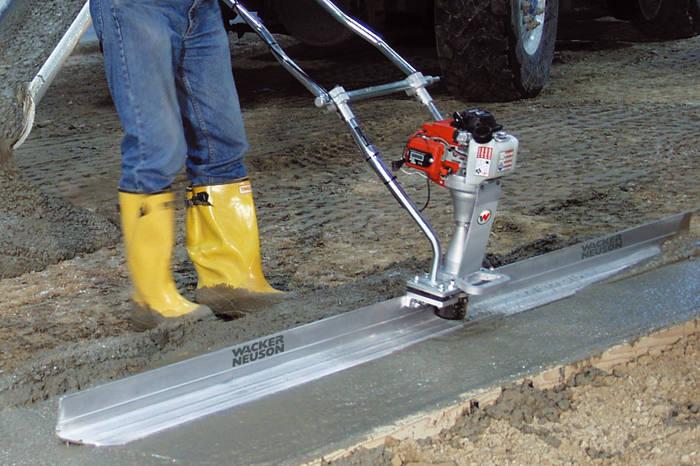 Ремонт виброреек для бетонав в СПБ!